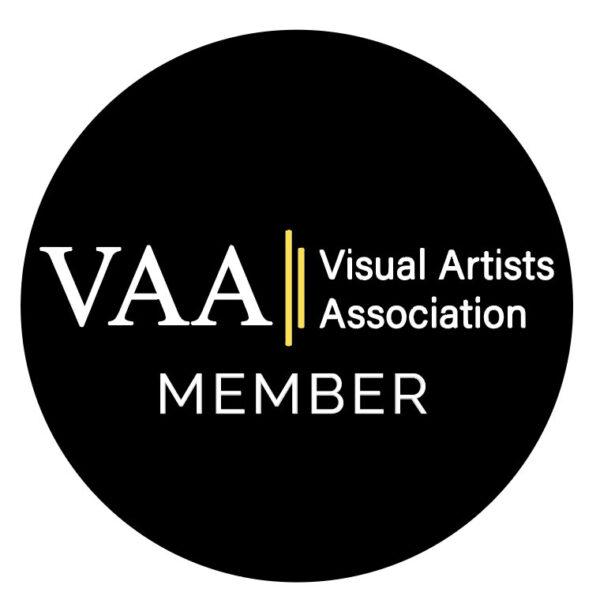 Visual Artist Association member logo